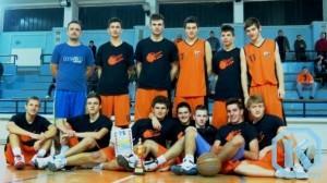 Juniorska ekipa KK Bosna Kalesija 2012/2013