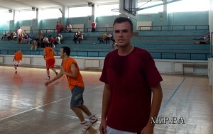 Adnan Hodžić, prvi skakač lige