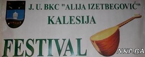 festival izvorne muzike kalesija