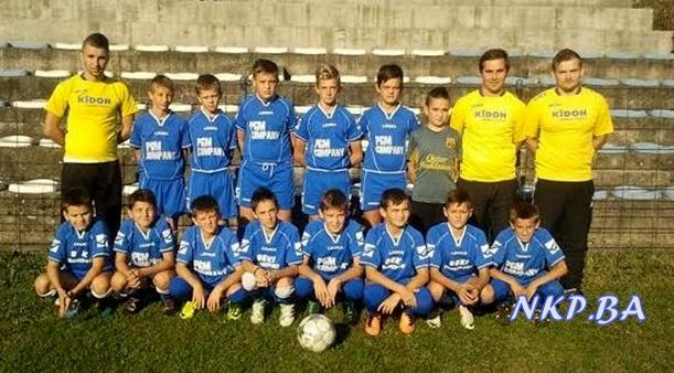 mladi fudbaleri sloga - respect