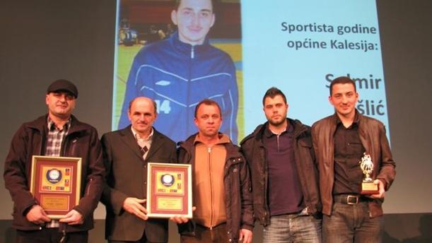 OK Bosna Kalesija bez konkurencije u 2012. godini