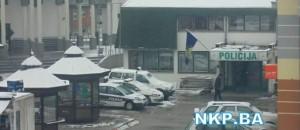 policija ps kalesija snijeg