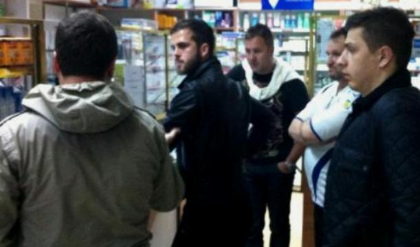 Romas Miralem Pjanic bought all the stock in a pharmacy in Sarajevo to help those affected by the floods in Bosnia