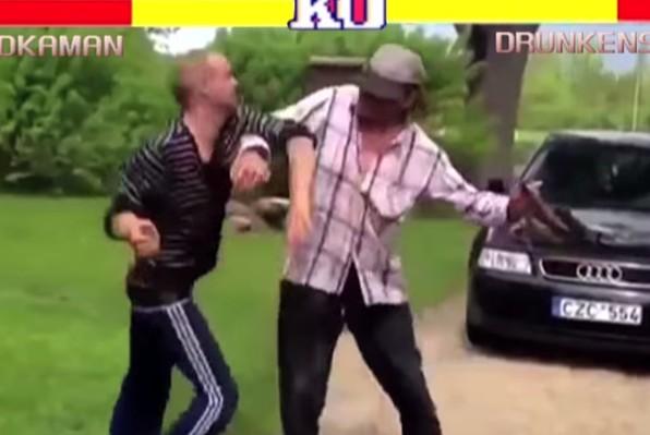obračun pijanih rusa
