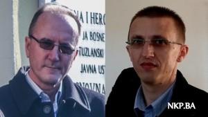 Nedžad Džafić i Salmir Avdibašić: Da li ih je zanimao projekat izrade kanalizacione mreže