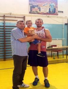 Hasib Buljubašić (Srebrenik), MVP IV sezone AKOL-a