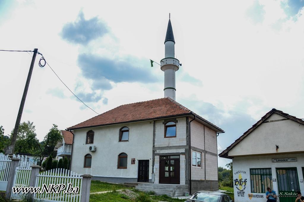Lipovice Centar