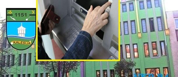opcina novac place bankomat