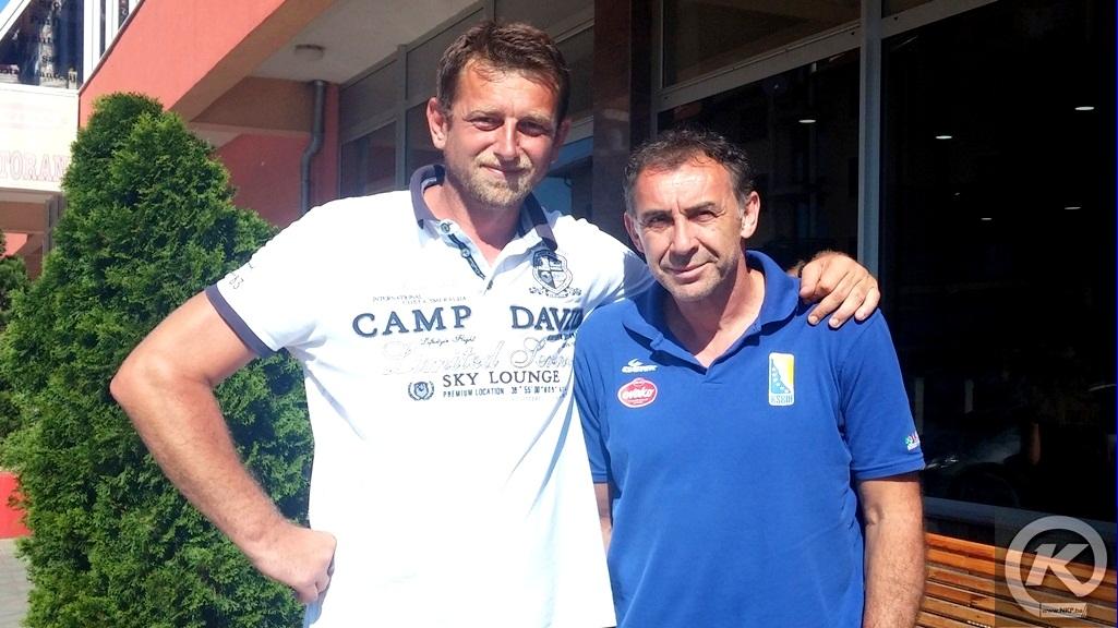 Asim Pars i Senad Muminović