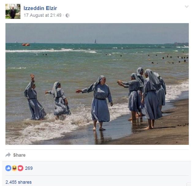 casne sestre FB imam